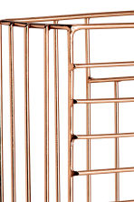 Metal magazine rack - Copper - Home All | H&M GB 2
