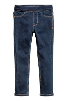 Legging en denim Superstretch