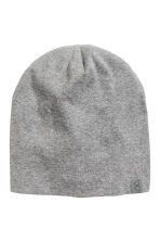 Jersey hat - Grey marl - Men | H&M IE 1