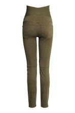 MAMA Biker treggings - Khaki green - Ladies | H&M CN 3