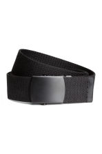 Webbing belt - Black - Men | H&M CN 1
