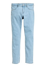 Superstretch Skinny Fit Jeans - 浅牛仔蓝 -  | H&M CN 2