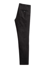 Chinos Slim fit - Black -  | H&M 3