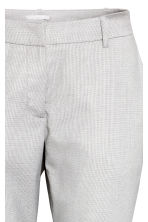 Suit trousers - Light grey - Ladies | H&M 3