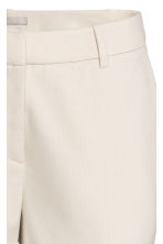 Suit trousers - Light beige - Ladies | H&M CN 3
