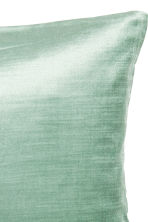 Velvet cushion cover - Dusky green - Home All | H&M CN 2