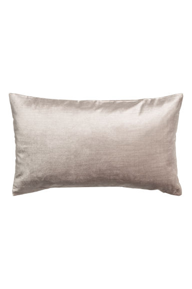 Velvet cushion cover - Mole - Home All | H&M CN 1
