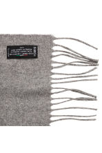 Wool scarf - Grey marl - Men | H&M 2