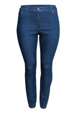 H&M+ Pantaloni elasticizzati - Blu denim scuro/Raw - DONNA | H&M IT 2