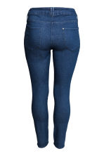 H&M+ Pantaloni elasticizzati - Blu denim scuro/Raw - DONNA | H&M IT 3
