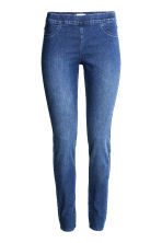 Tregging super stretch - Bleu denim - FEMME | H&M FR 2