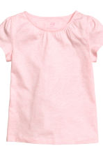 Top in jersey, 2 pz - Blu scuro - BAMBINO | H&M IT 4