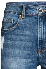 Skinny High Ankle Jeans - Denim blue - Ladies | H&M GB 4