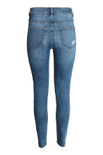Skinny High Ankle Jeans - Denim blue - Ladies | H&M CN 3