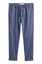 Joggers - Dark blue/Chambray - Men | H&M 2