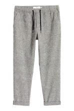 Joggers - Grey marl - Men | H&M CN 2