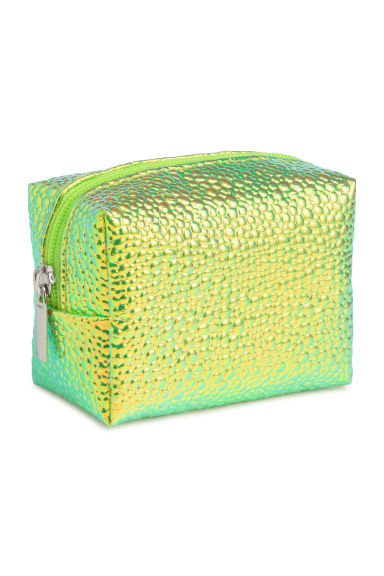 Mini pouch bag - Neon green - Ladies | H&M CN 1