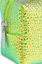 Mini pouch bag - Neon green - Ladies | H&M CN 2