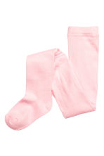 2-pack tights - Light pink - Kids | H&M 2