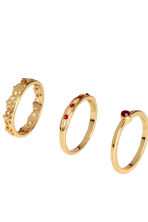 5-pack rings - null - Ladies | H&M CN 2
