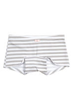3-pack boxer briefs - Grey marl -  | H&M 2