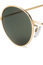 Sunglasses - Gold/Black - Ladies | H&M GB 3