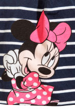 Jersey hat - Dark blue/Minnie Mouse - Kids | H&M CN 2