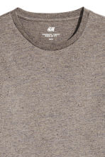 Nepped T-shirt Regular fit - Mole/Neps - Men | H&M 3