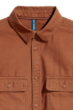 Cargo shirt - Rust - Men | H&M 3