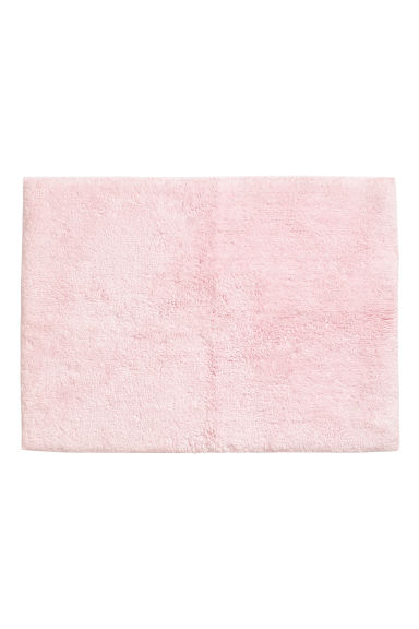 Tapis de bain - Rose clair - Home All | H&M FR 1