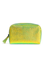 Make-up bag - Green - Ladies | H&M 1