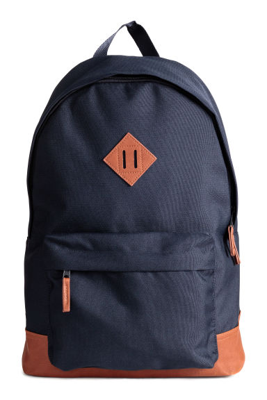 Backpack - Dark blue - Men | H&M 1