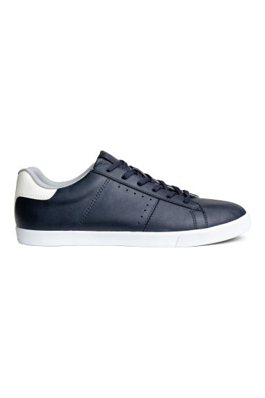 Trainers - Dark blue - Men | H&M CN 1