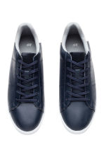 Trainers - Dark blue - Men | H&M CN 2