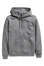 Hooded top - Dark grey - Men | H&M CN 2