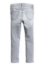 Superstretch Skinny Fit Jeans - 水洗浅灰色 - 儿童 | H&M CN 3