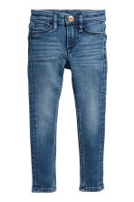 Superstretch Skinny Fit Jeans - Denim blue - Kids | H&M CN 2