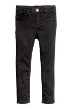 Superstretch Skinny Fit Jeans - 黑色 - 儿童 | H&M CN 2