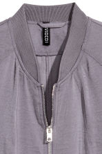 Bomber jacket - Grey - Ladies | H&M 3