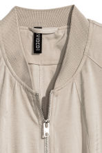 Bomber jacket - Light beige - Ladies | H&M CN 3