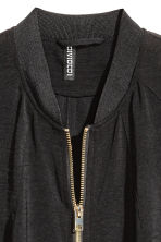 Bomber jacket - Black/Gold - Ladies | H&M CN 3