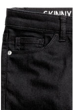 Stretch trousers - Black - Kids | H&M 4
