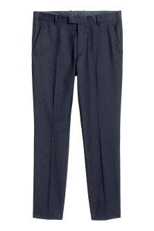 Suit trousers Slim fit