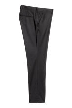 Suit trousers Regular fit - Black - Men | H&M 3