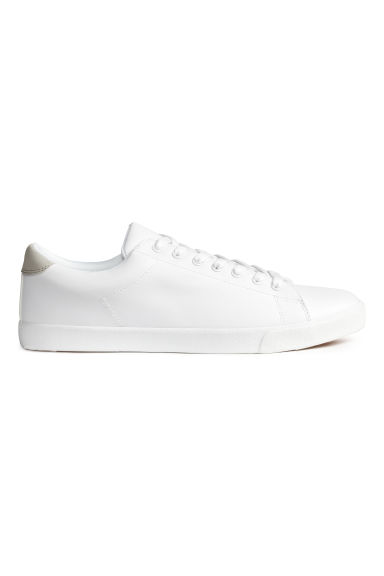 Trainers - White - Men | H&M 1