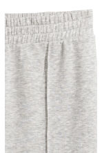 H&M+ Joggers - Light grey marl - Ladies | H&M 3