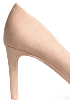 Court shoes - Light beige - Ladies | H&M 5