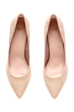 Court shoes - Light beige - Ladies | H&M 3