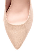 Court shoes - Light beige - Ladies | H&M 4