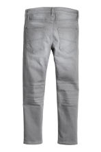 Pantalon en twill Skinny fit - Gris washed out - ENFANT | H&M FR 3